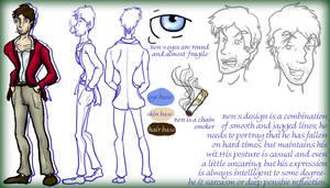 Character Sheet: Ben