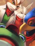 Star Fox 64 - N64 20th Anniversary Tribute