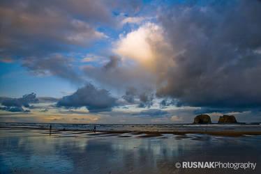 Rockaway Beach I by snak