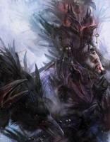 Corvus by juliedillon