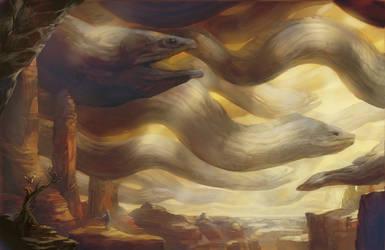 Migration by juliedillon