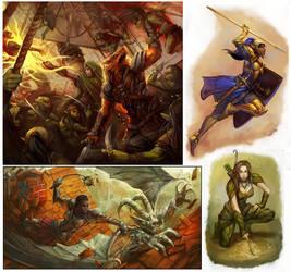 WotC: Martial Power 2 by juliedillon