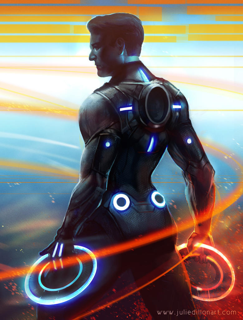 Tron by jillon82