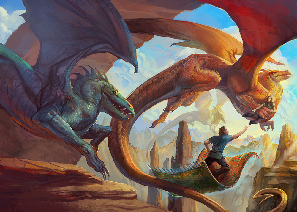 Xanth: Luck of the Draw