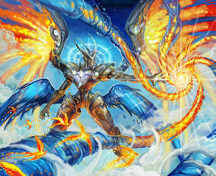 Duel Masters: Angel Command by juliedillon