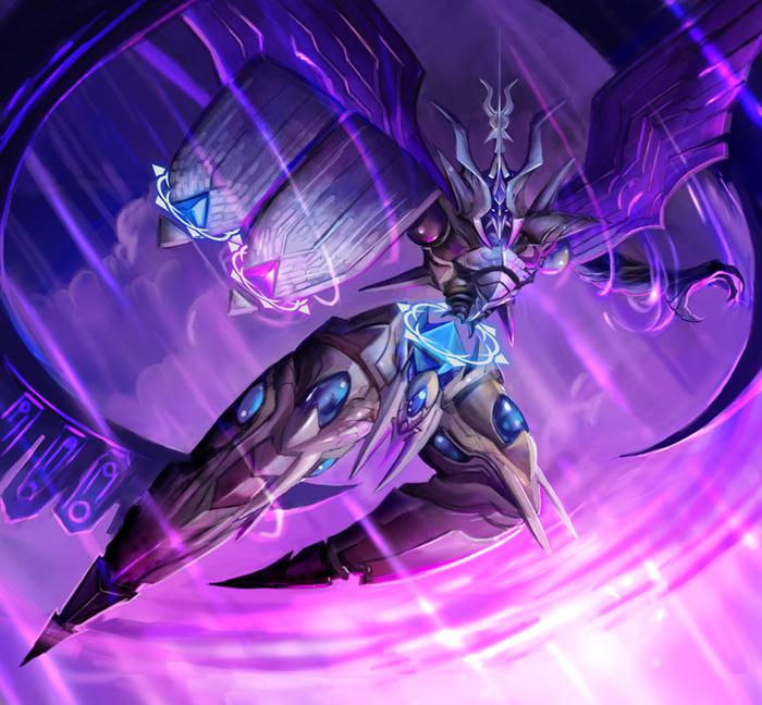 Duel Masters: Fallen Angel by juliedillon