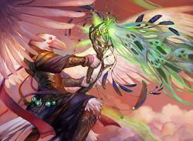 Magic: The Gathering - Soulcatcher by juliedillon