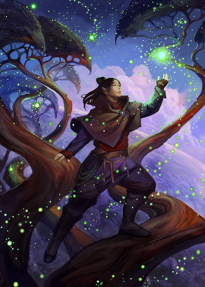 Treetops by juliedillon
