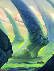 Megafauna Europa by juliedillon