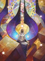 Dimensional Guardian by juliedillon