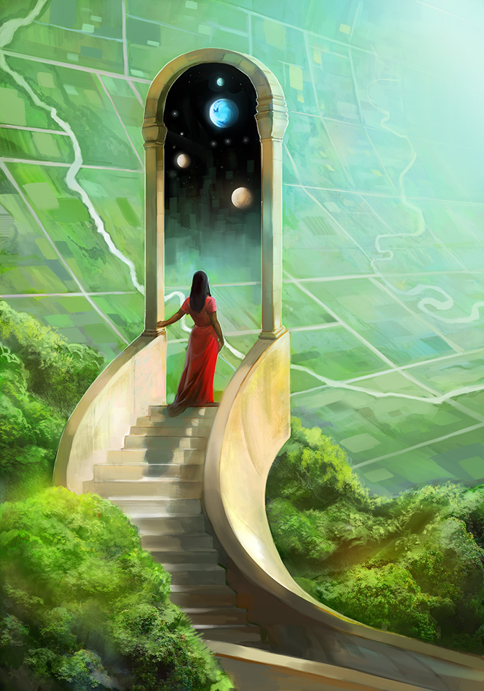 Gateworld by juliedillon