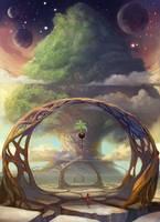 Seed Shrine by juliedillon