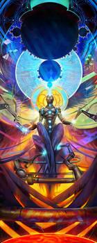 Archangel by juliedillon
