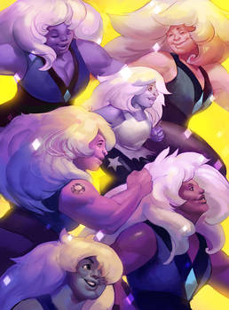 Some Amethysts