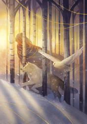 Solstice by juliedillon