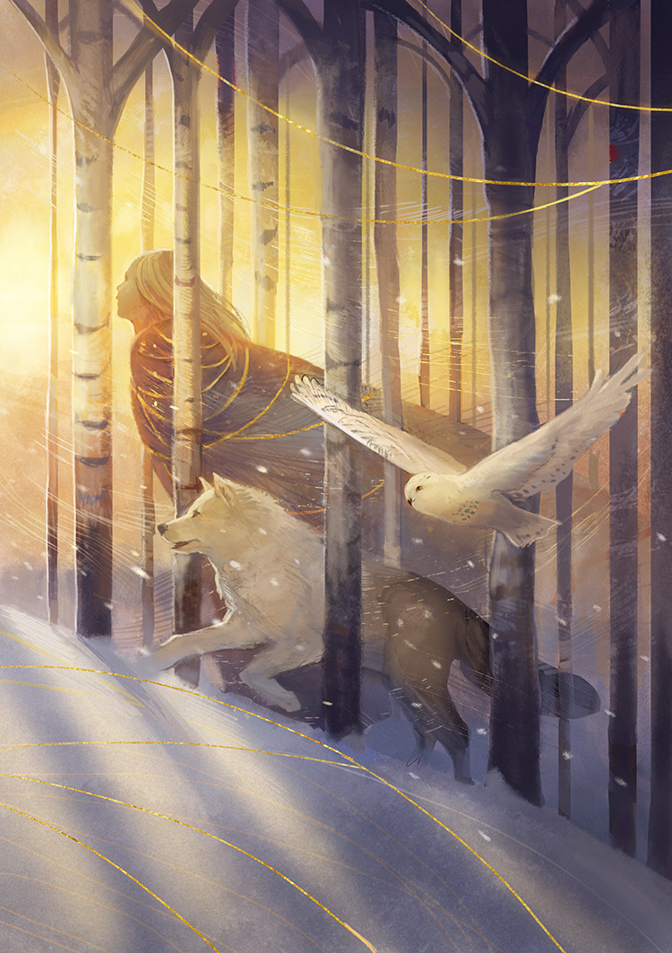 Solstice by juliedillon