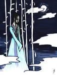 INKtober 2017: #1 Yuurei