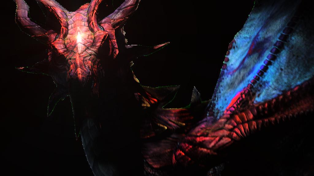 Dragon Render by DragonStar9