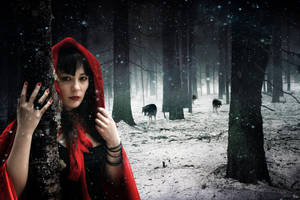 little Red Riding Hood by RosiSB
