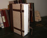 'Steamer Trunk' Leather Book
