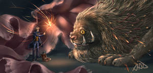 Fantastic Beasts and The Cute Zouwu