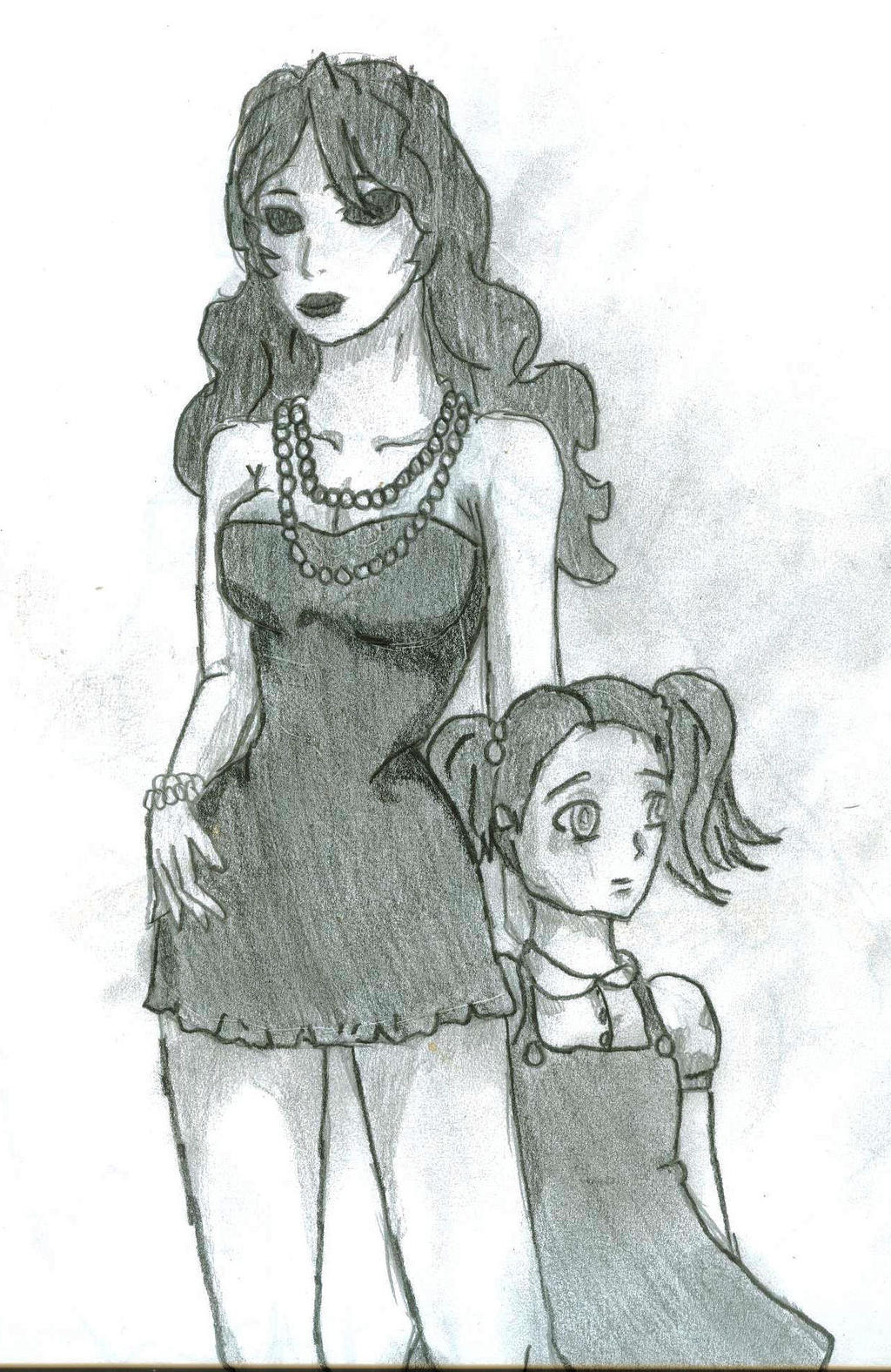 jane the killer and slenderman's daughter by ...