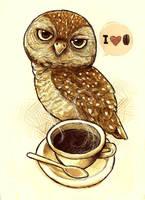I Love Coffee by obrunomota