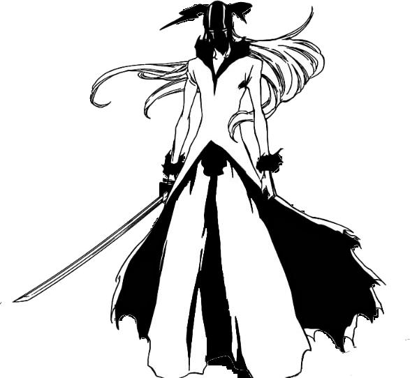 Hollow Ichigo Render By UNDR4 On DeviantArt