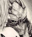 Garrus - Detail