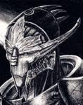 Saren - Detail