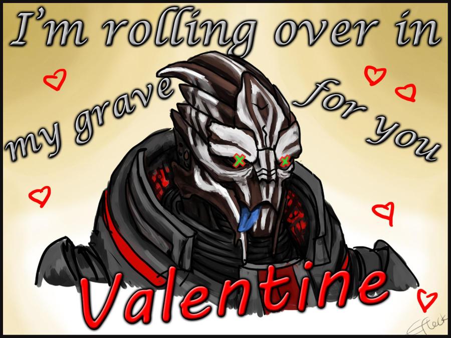 Mass Effect Valentine - Necro Nihlus by efleck