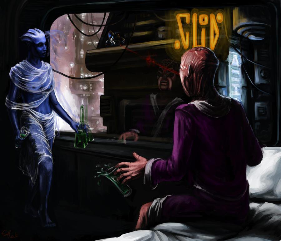 Tarak - Omega Justice by efleck