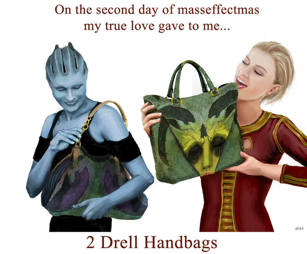 On the 2nd day of masseffectmas... by efleck