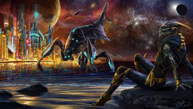 Impervious Stargazer by efleck