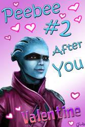 Mass Effect Valentine - Number 1