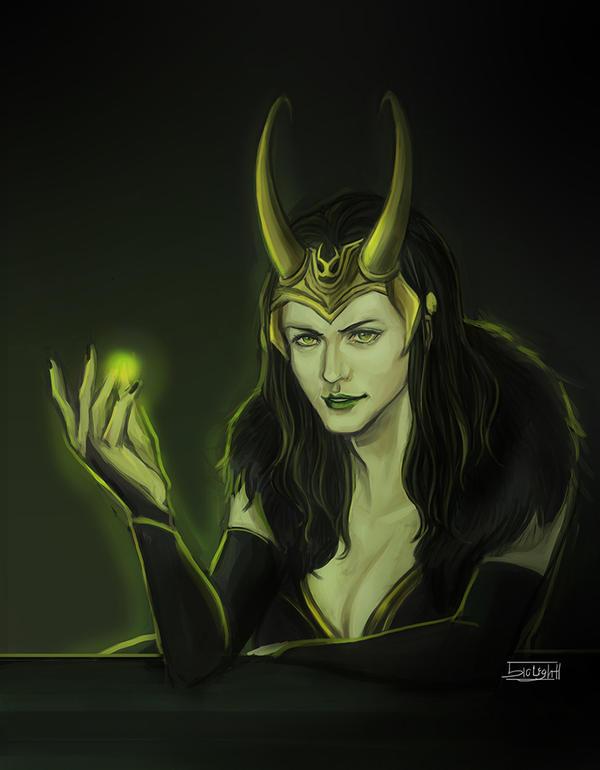 Lady Loki by lights510