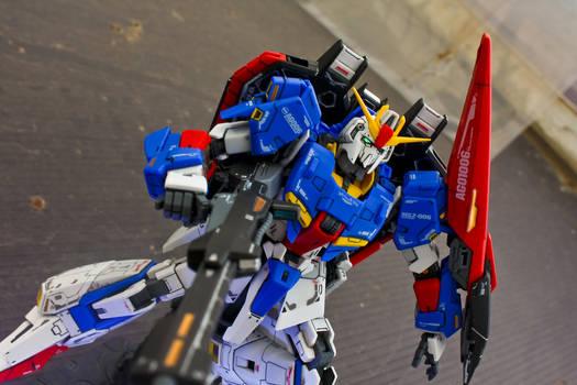 Z Gundam on the Roof 3