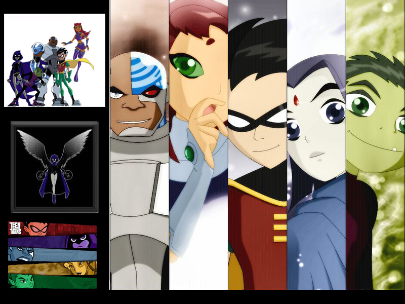 Teen Titans Screensaver 67
