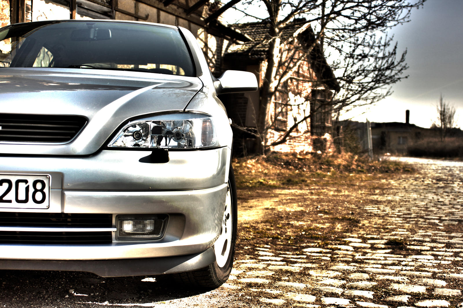 Opel astra g hdr by pixelwolfphotography on deviantart for Opel astra g interieur