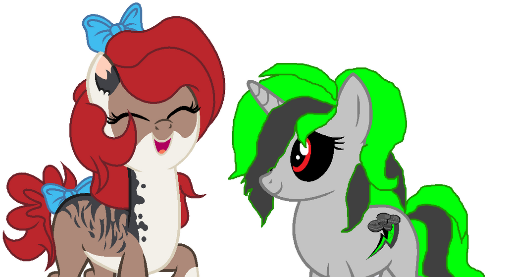 Collab with Tunchawk by TotalSwagAnimeNerd73
