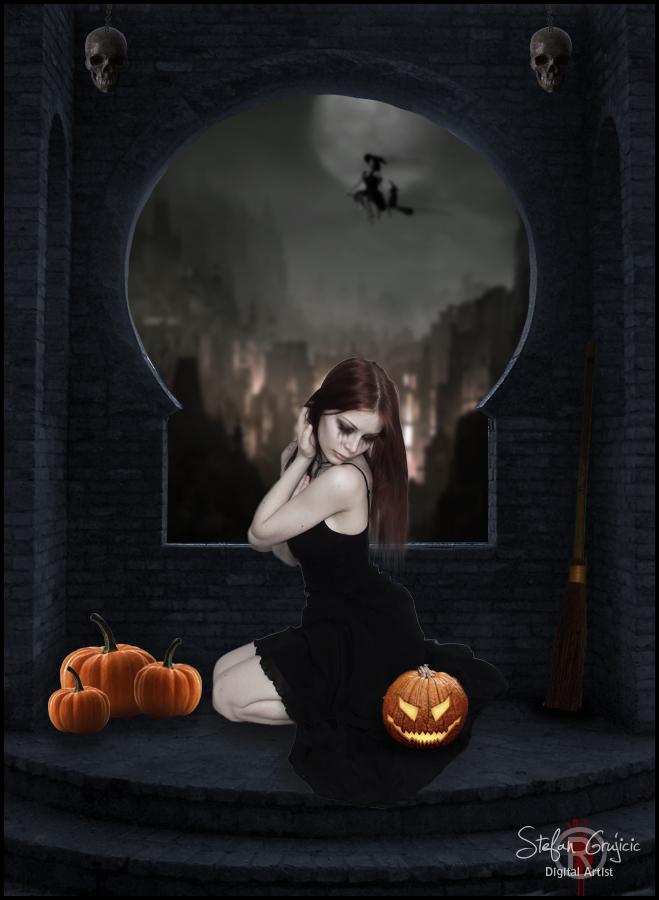 Halloween is coming by stefangrujicic