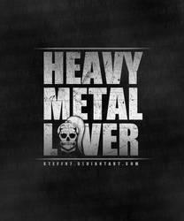Heavy Metal Lover LOGO by stefangrujicic