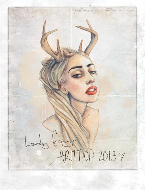 ARTPOP 2013 by stefangrujicic