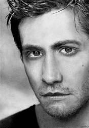 Jake Gyllenhaal by Anna-Mariaa