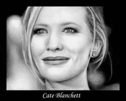 Cate Blanchett by Anna-Mariaa