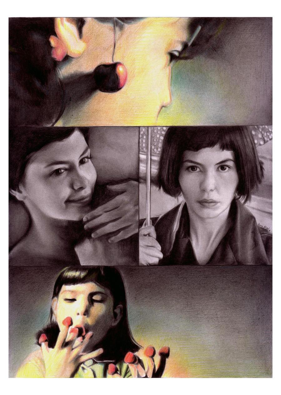 le fabuleux destin by Anna-Mariaa