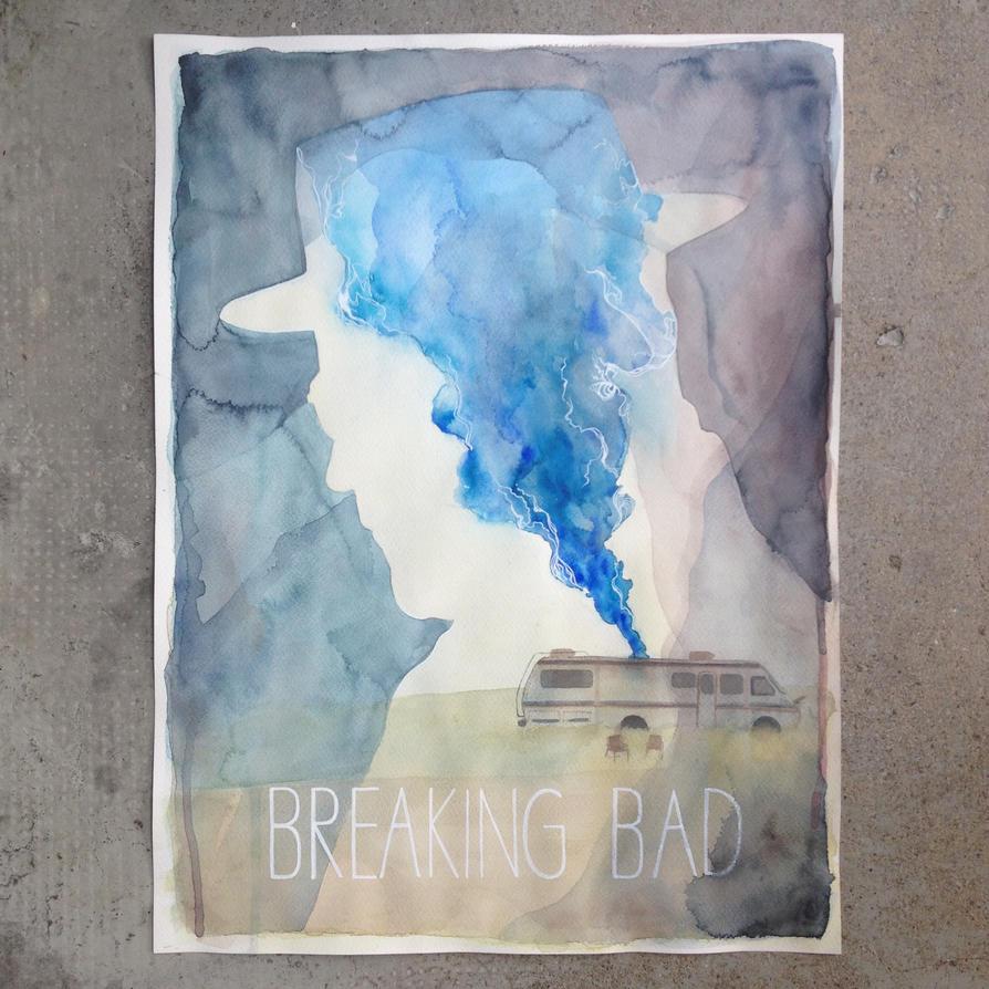 Breaking Bad by Anna-Mariaa