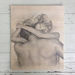 embrace by Anna-Mariaa