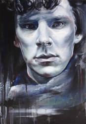 Sherlock by Anna-Mariaa