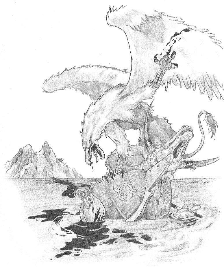 Warcraft Ii Gryphon By Aerohemisphere On Deviantart